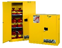 Safety Cabinets for Flammable Substances