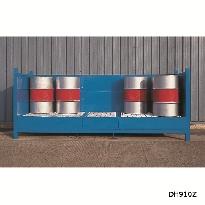 Drum storage units