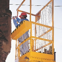 Heavy Duty Fork Lift Cages