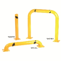 Heavy Duty Safety Barriers/Machine Guards