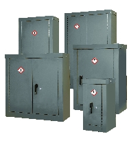 CoSHH Security Cupboards