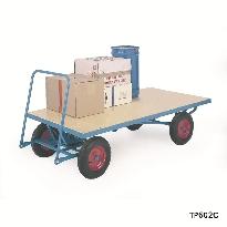 Turntable Steering Trucks