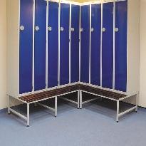 Locker stand & Seat