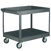 Two and Three Tier Workshop Trolleys