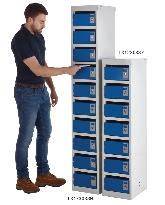 Postroom Lockers