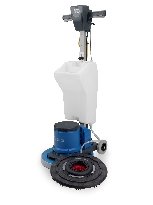 scrubber with drive board