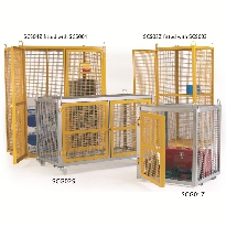 Security Cages - Galvanised
