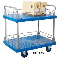 Proplaz Blue Platform Truck