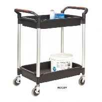 Proplaz Plus Deep Shelf Tub Trolleys