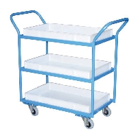2 & 3 Shelf Tray Trolleys