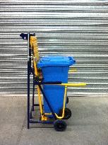 Quick Lift Wheeled Bin Lifter