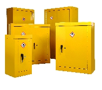 Hazardous Substance Security Cupboards