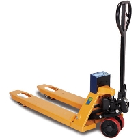 Robust Weigh Scale Pallet Truck