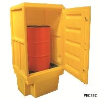 Polyethylene Storage Cabinets