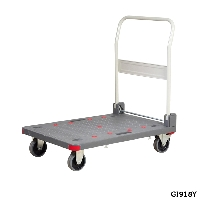 Pro-Dek Heavy Duty Platform Trolleys With Quiet Castors