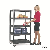 Shelf Trolleys - 4 & 5 Shelf