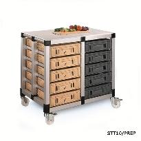 Container Trolleys - STT10/PREP