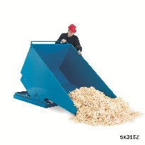 Heavy Duty Tilting Skips