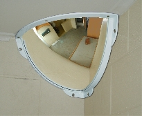 Polycarbonate Anti-ligature Mirrors