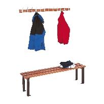 Bench seat & Coat Rail