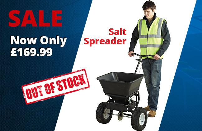 Salt Spreader Hopper Bucket